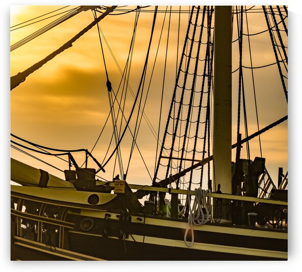 Friendship of Salem 8 by Dave Therrien