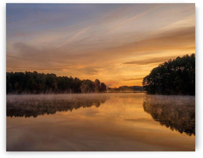 Sudbury Sunrise by Dave Therrien