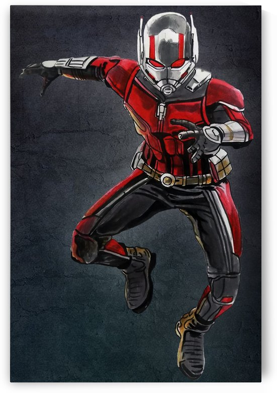 ANTMAN by ASP ARTS