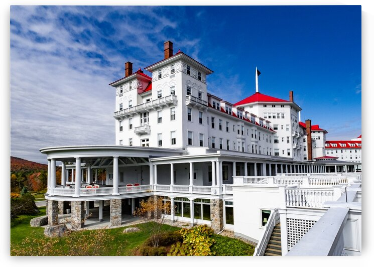 Mt. Washington Hotel 27 by Dave Therrien