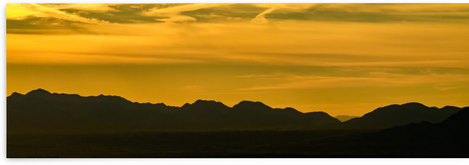 Vegas Sunrise by Dave Therrien
