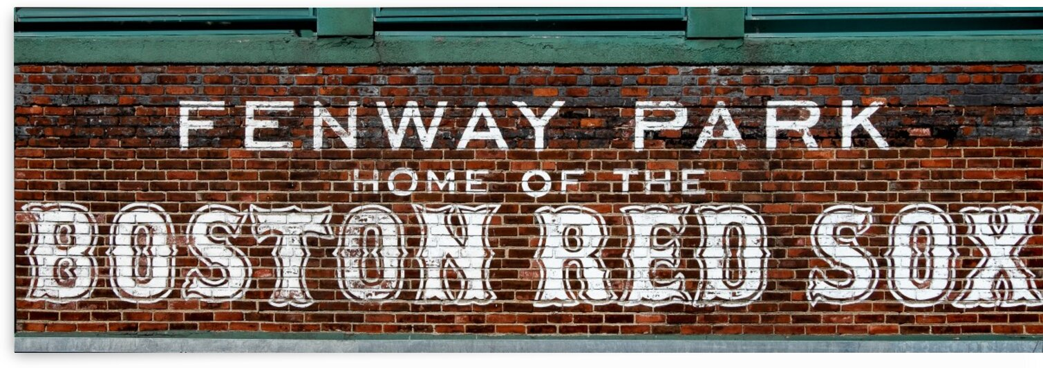 Fenway Pahk by Dave Therrien