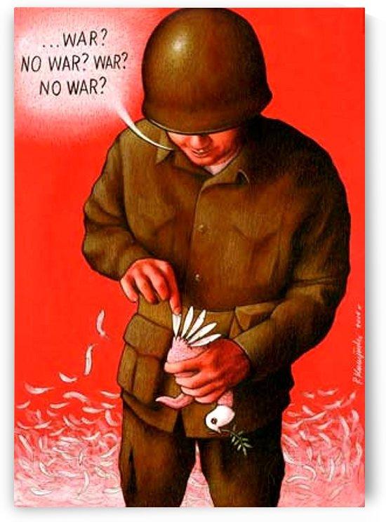 War by Pawel Kuczynski