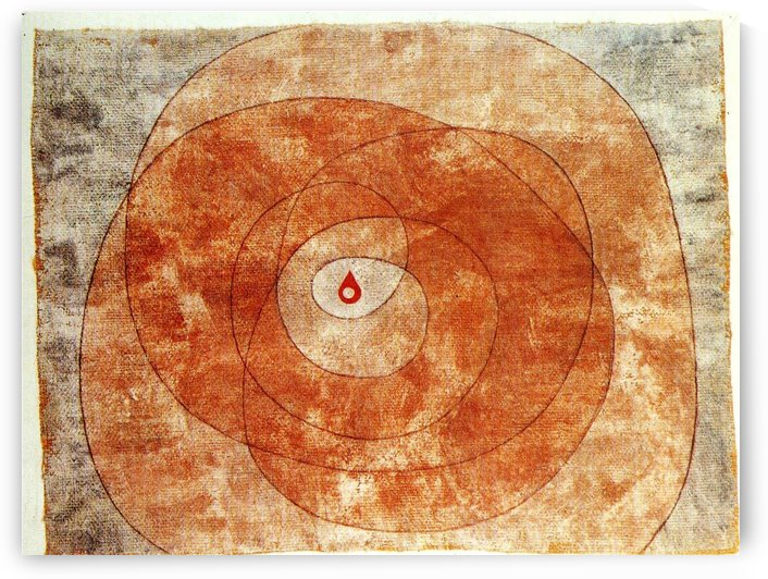 At the core by Paul Klee