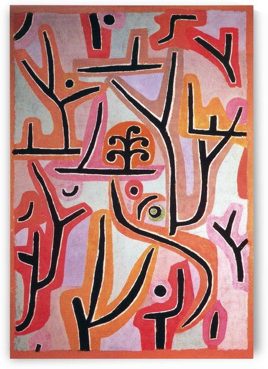 Park bei lu by Paul Klee