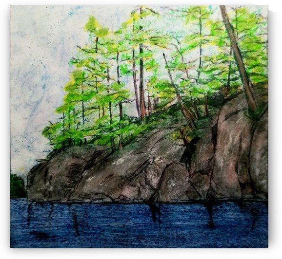 The Rocks by djjf