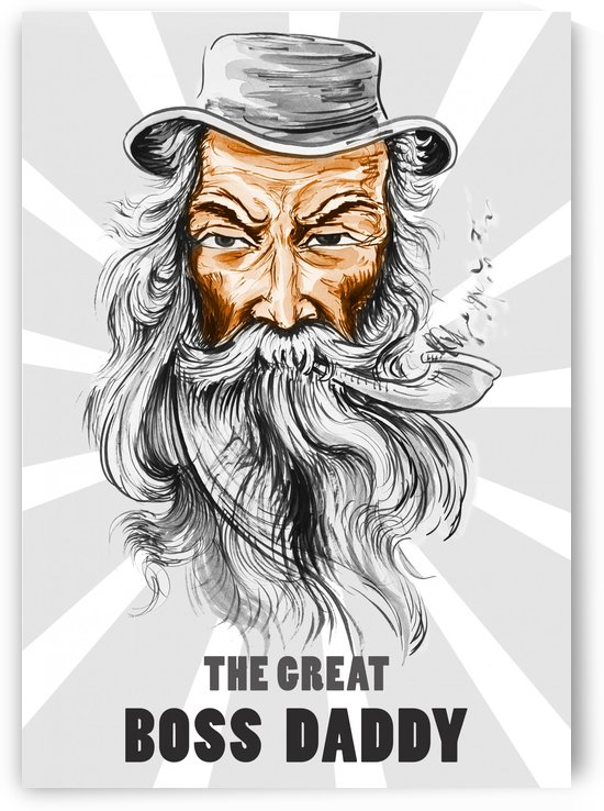 THE GREAT BOSS DADDY by ASP ARTS