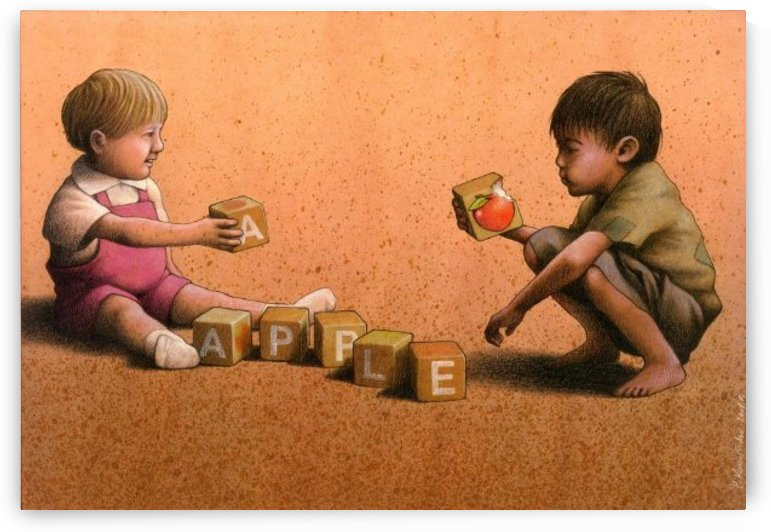Apple by Pawel Kuczynski
