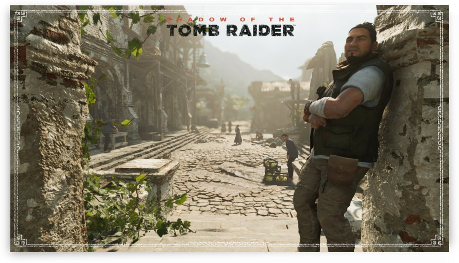 Just passing through by SoberParty