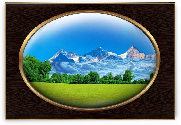 Landscape 2 by Radiy