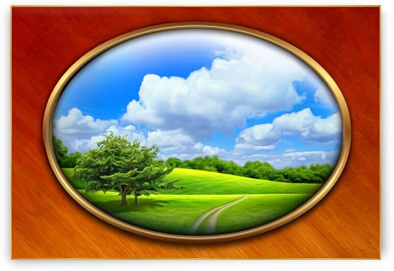 Landscape 5 by Radiy