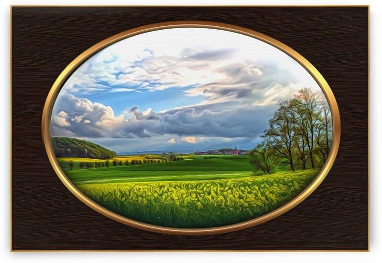 Landscape 6 by Radiy
