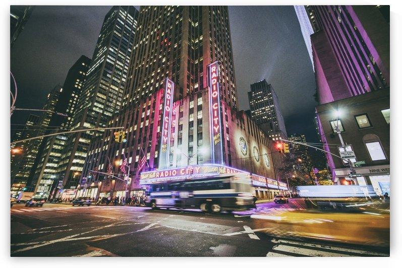 Radio City by Luis Bonetti