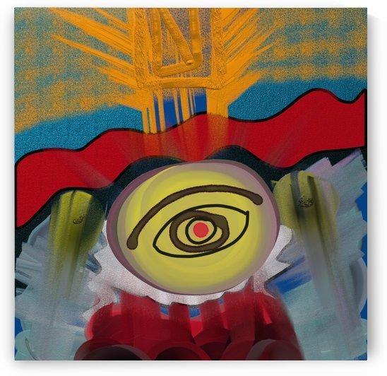 The Eye by Argentina Herrera