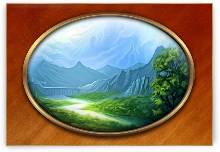Landscape12 by Radiy