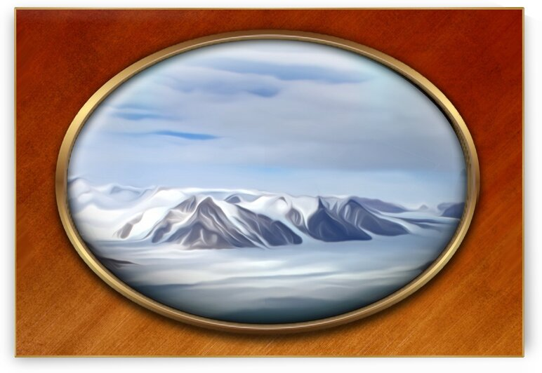 Landscape 14 by Radiy
