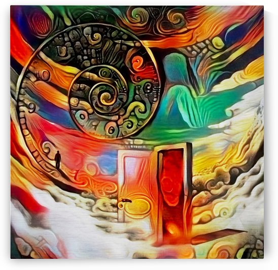 The Door to Infinite Dreams by Bruce Rolff