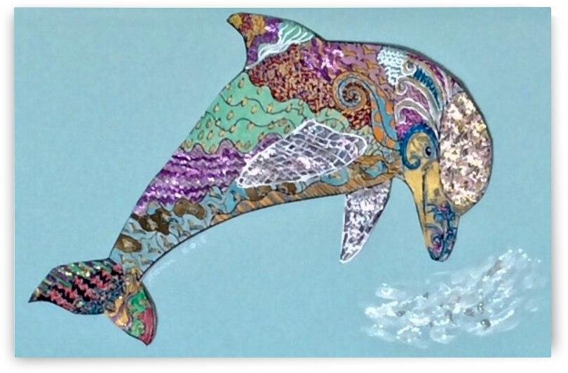 Delphinus  by Jill Nemani