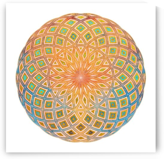 Life Geometry by Art Design Works