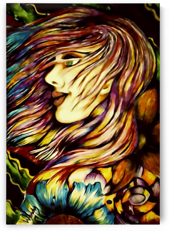 Colour Dreams by Wendy Brauckmann