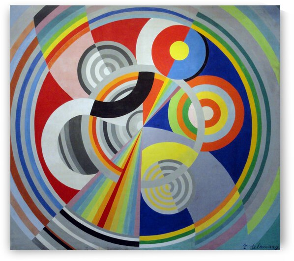 Decoration by Robert Delaunay