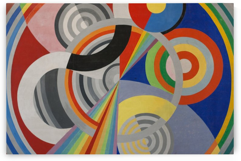 Rythm by Robert Delaunay