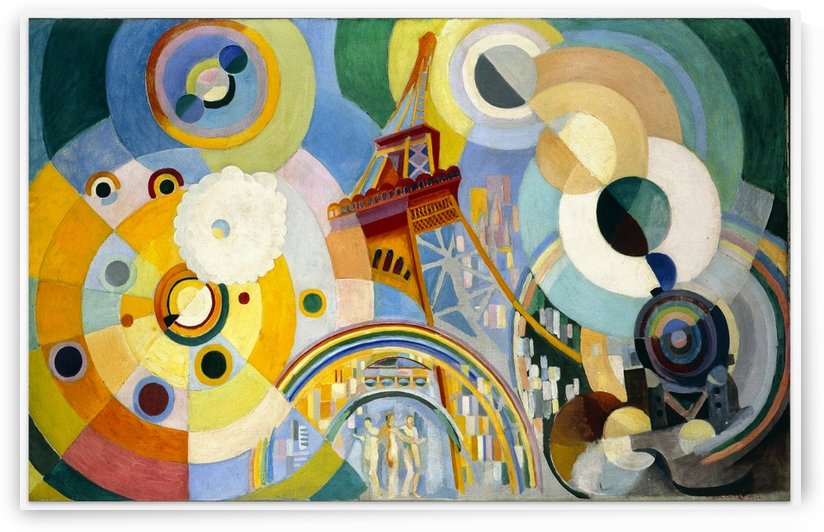 Air Iron by Robert Delaunay