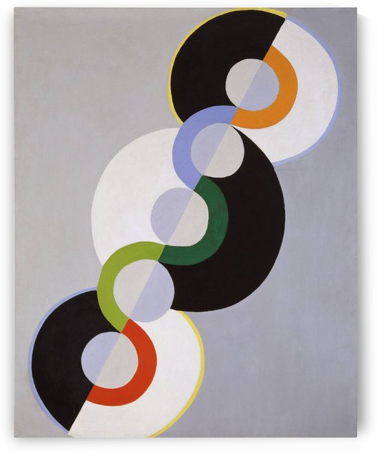Endless Rythm by Robert Delaunay