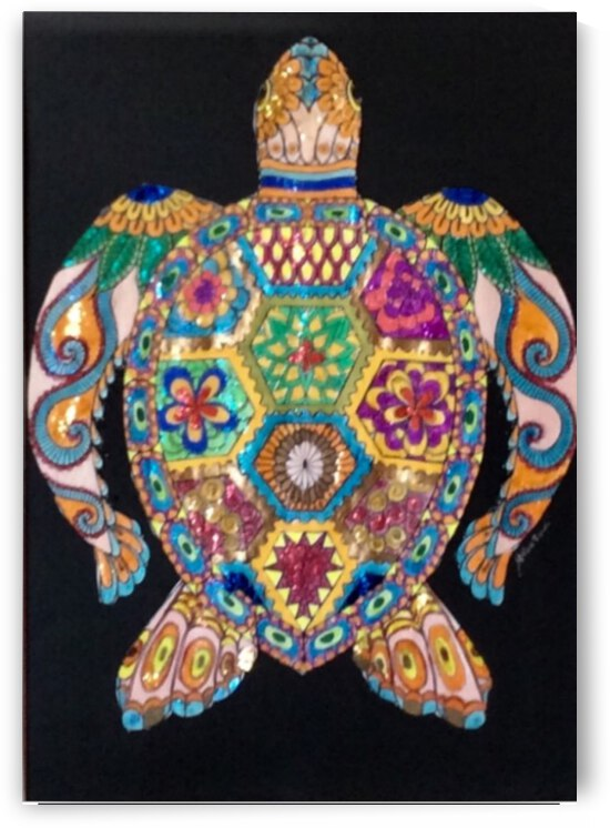 Tataruga  by Zaramar Paintings