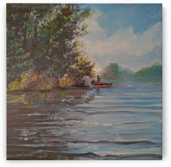 Quiet Time by Lynn Buckmaster