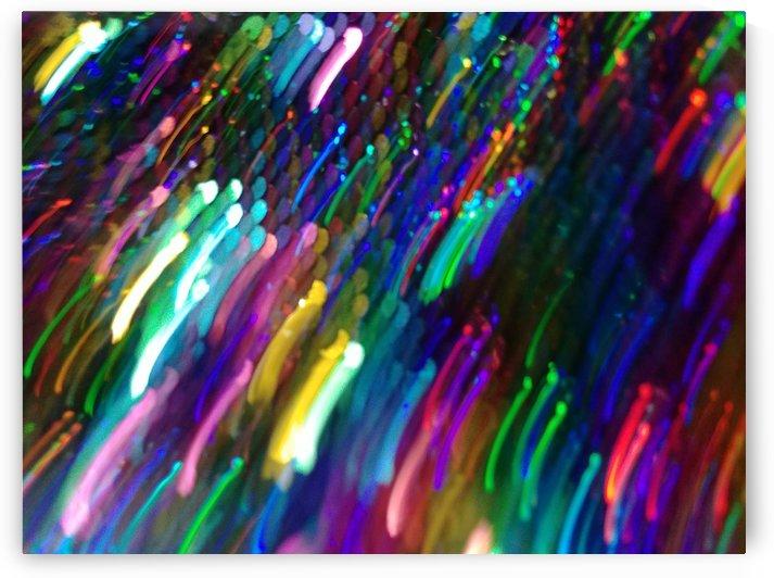 Light Stream 22 by Leah Spengler