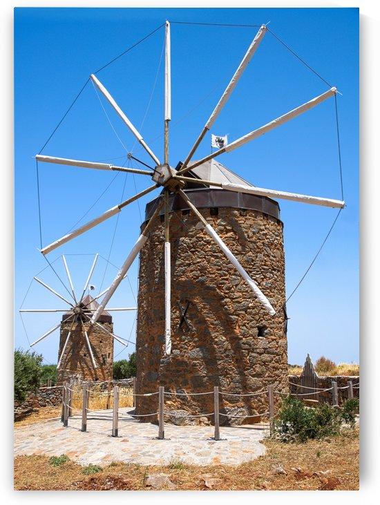 windmills by Luigi Girola