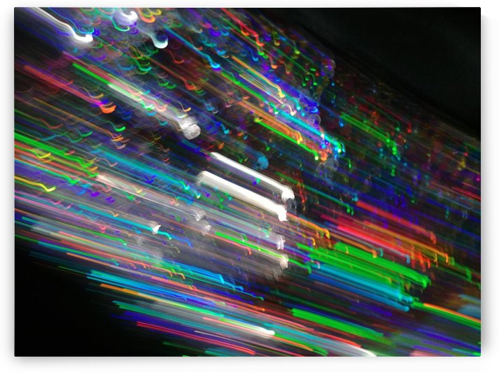 Light Stream 99 by Leah Spengler
