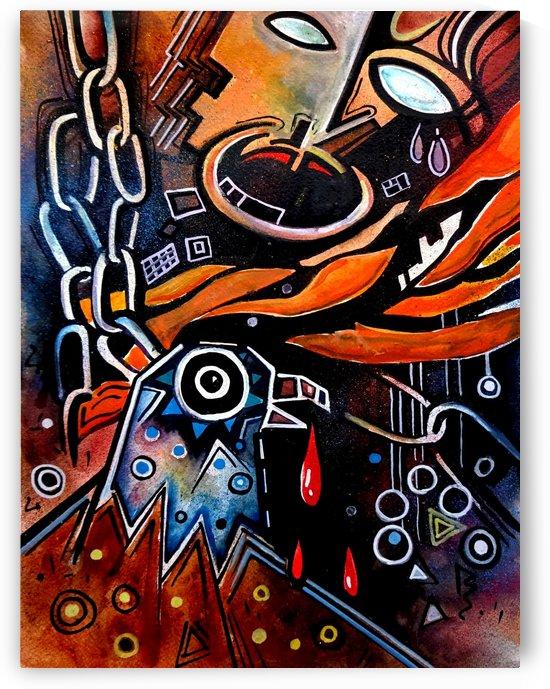 Prometheus by Sumit Datta