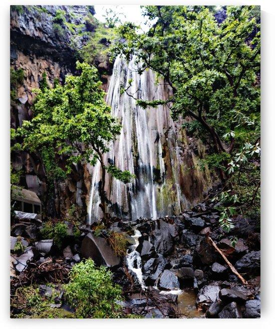 Waterfall calling you by Sanket yawale