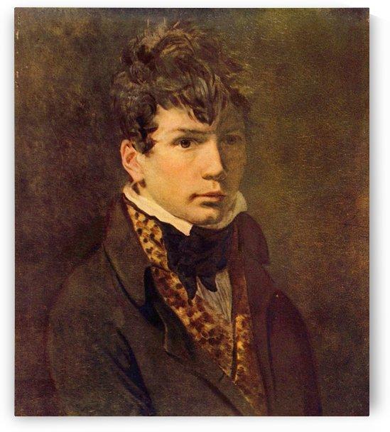 Jaques by Jacques-Louis David