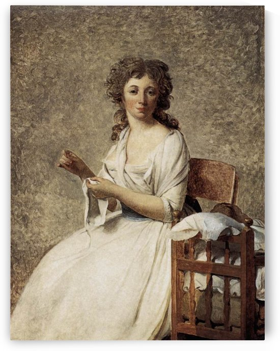 Madame Adelaide by Jacques-Louis David