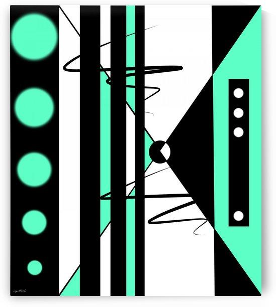 geometrix art deco by irma engelbrecht