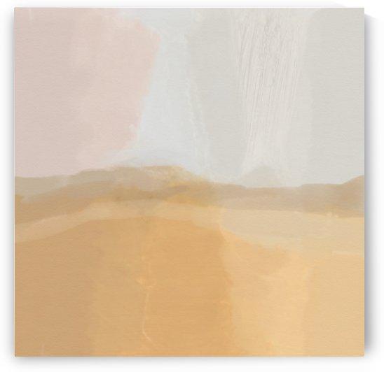 Misty Landscape by Sarah Butcher