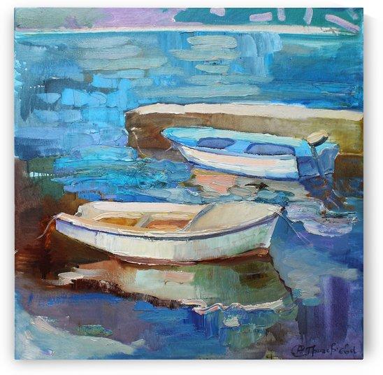 Boats by Anastasiia Grygorieva