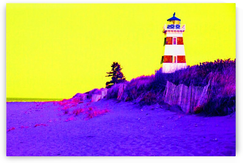 Canadian Lighthouse Fantasy Picture by FoxHollowArt