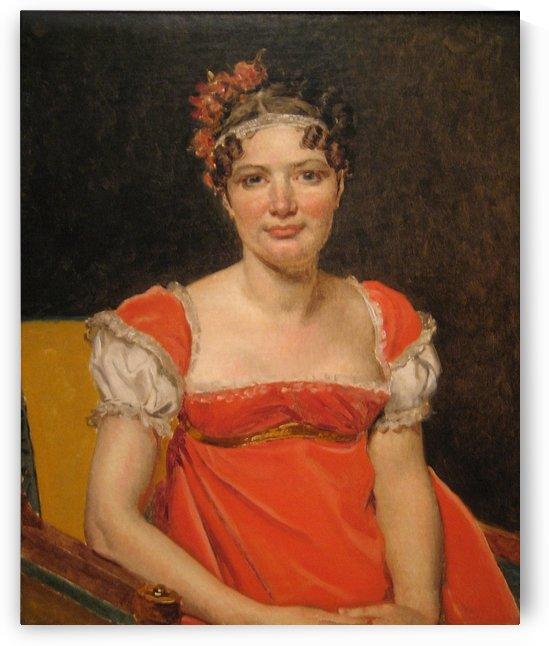 Laure by Jacques-Louis David