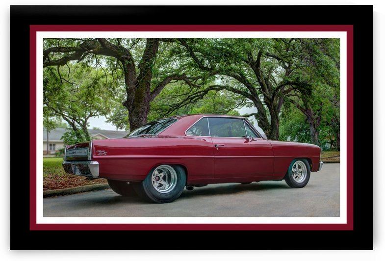 66 CHEVY II SUPER SPORT by Digicam