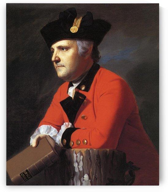 John Montresor by John Singleton Copley