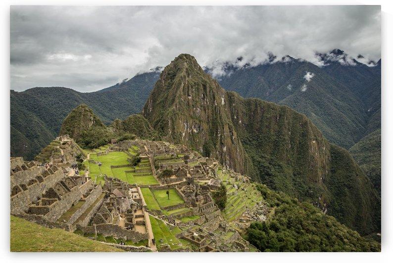 Machu Picchu by Danielle Farrell