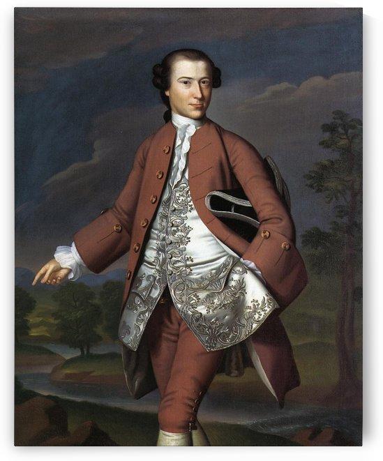 Theodore Atkinson by John Singleton Copley