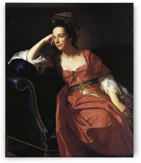 Mrs.Thomas Gage by John Singleton Copley
