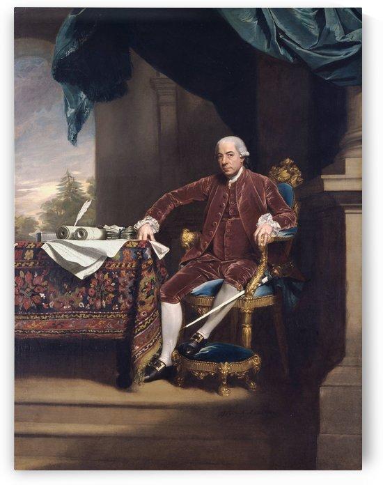 Henry Laurens by John Singleton Copley