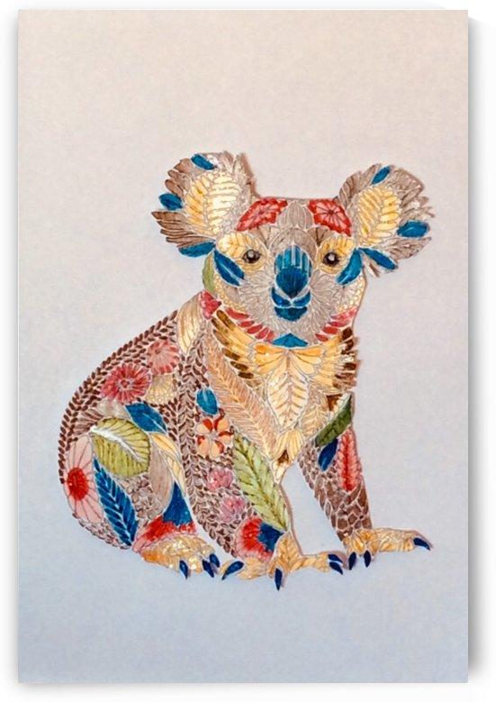 Koala  by Zaramar Paintings