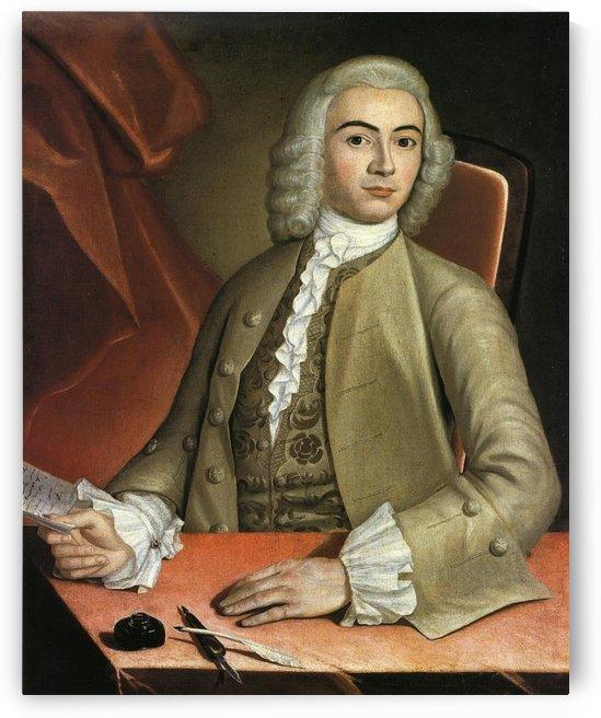 Charles Pelham by John Singleton Copley